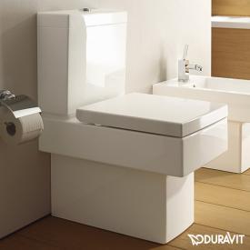 Duravit Vero Stand-Tiefspül-WC für Kombination weiß