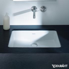 Duravit Vero Unterbauwaschtisch weiß, mit WonderGliss