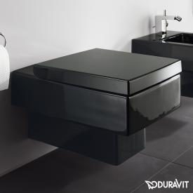 Duravit Vero Wand-Tiefspül-WC schwarz