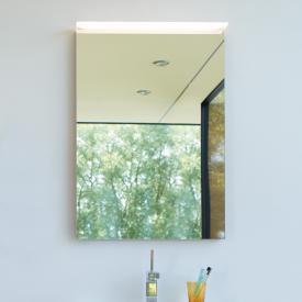 Duravit X-Large Spiegel mit LED-Beleuchtung weiß matt