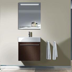 Duravit X-Large Waschtiischunterschrank mit 1 Auszug Front weiß hochglanz / Korpus weiß hochglanz