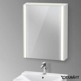 Duravit XViu Spiegelschrank mit LED-Beleuchtung, Sensor Version champagner matt
