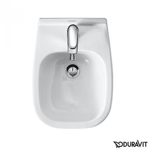 Duravit D-Code Wand-Bidet Compact