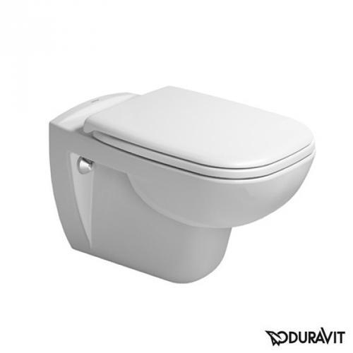 Duravit D-Code Wand-Tiefspül-WC weiß