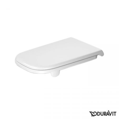 Duravit D-Code WC-Sitz Vital weiß ohne Absenkautomatik soft-close