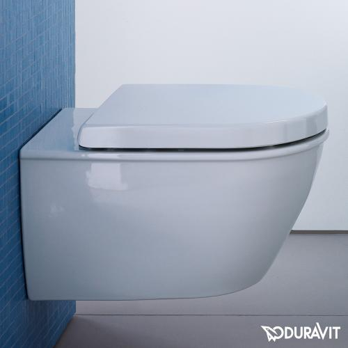 Duravit Darling New / Starck 2 WC-Sitz mit Absenkautomatik soft-close