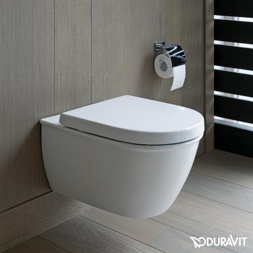 Duravit Darling New Wand-Tiefspül-WC, rimless weiß