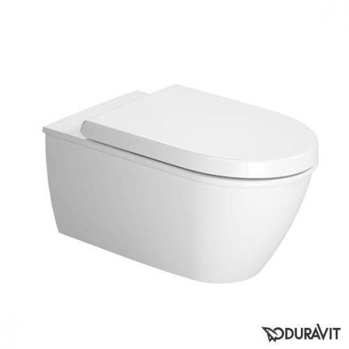 Duravit Darling New Wand-Tiefspül-WC, verlängerte Ausführung weiß