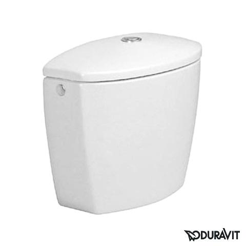 Duravit Duraplus Spülkasten für Aufsatzmontage weiß