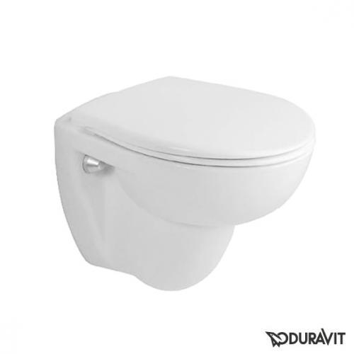 Duravit Duraplus Wand-Tiefspül-WC Compact weiß