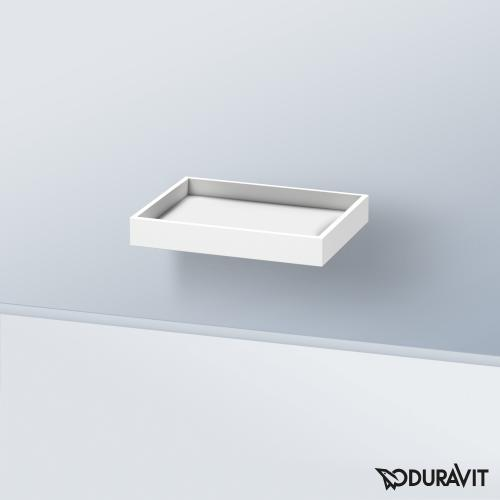 Duravit DuraStyle Ablageboard weiß matt
