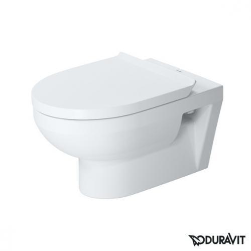 Duravit DuraStyle Basic Wand-Tiefspül-WC, rimless weiß