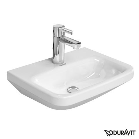 duravit durastyle handwaschbecken wei 0708450000 reuter. Black Bedroom Furniture Sets. Home Design Ideas