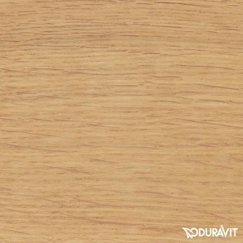 Duravit DuraStyle Möbel-Accessoire Handtuchhalter mit Ablage Korpus europäische eiche / Ablage weiß matt