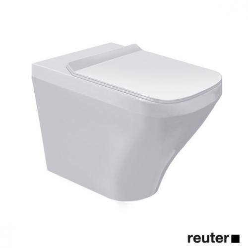 Duravit DuraStyle Stand-Tiefspül-WC weiß