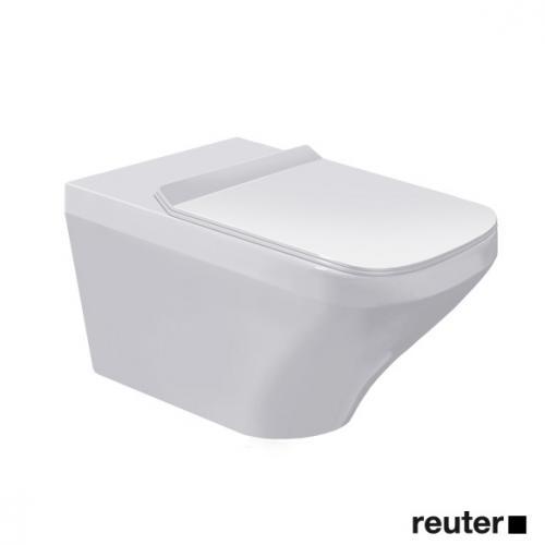 Duravit DuraStyle Wand-Tiefspül-WC, verlängerte Ausführung weiß