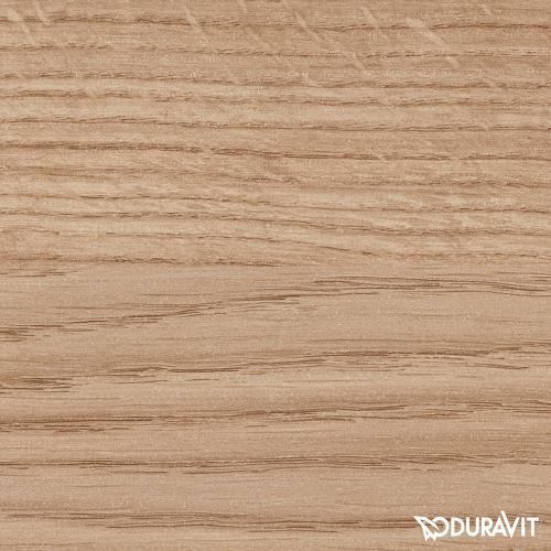 Duravit DuraStyle Waschtischunterschrank mit 2 Auszügen für 2 Unterbauwaschtische Front europäische eiche / Korpus europäische eiche