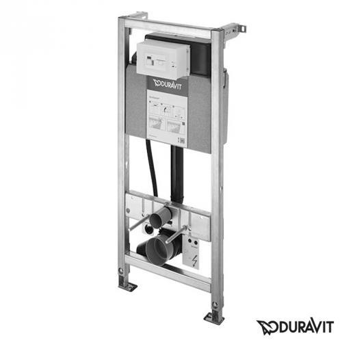 Duravit DuraSystem WC-Element Hygienespülung integriert,H: 115 cm