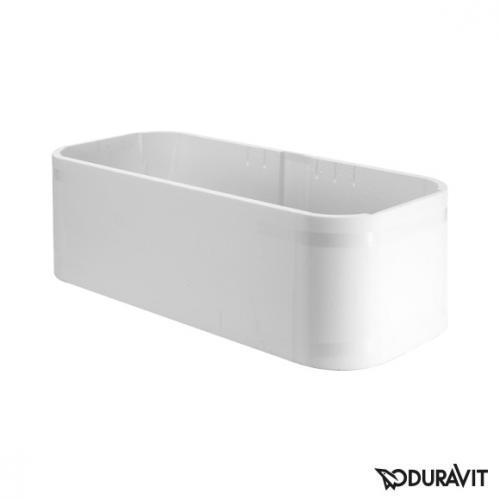 Duravit Happy D.2 Wannenträger für Ovale Badewanne