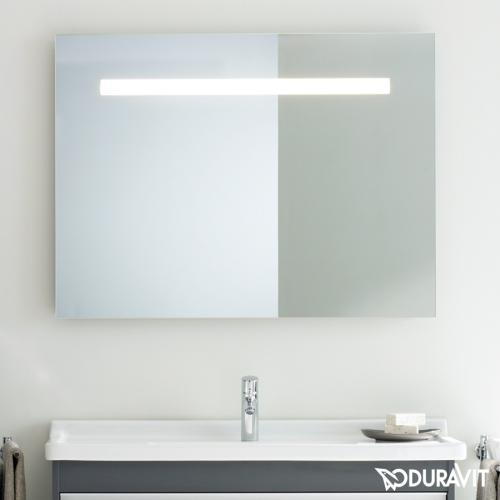 duravit ketho spiegel mit led beleuchtung kt733200000 reuter. Black Bedroom Furniture Sets. Home Design Ideas