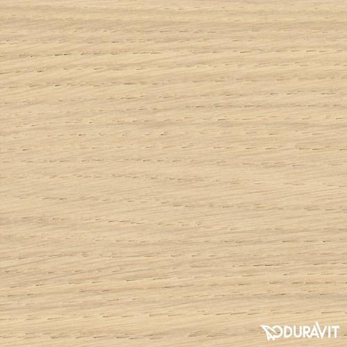 Duravit L-Cube Waschtischunterschrank mit 4 Auszügen für Doppelwaschtisch Front mediterrane eiche / Korpus mediterrane eiche, ohne Einrichtungssystem