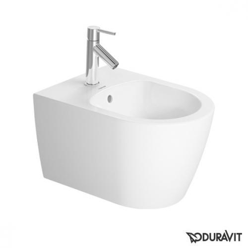 Duravit ME by Starck Wand-Bidet Compact weiß