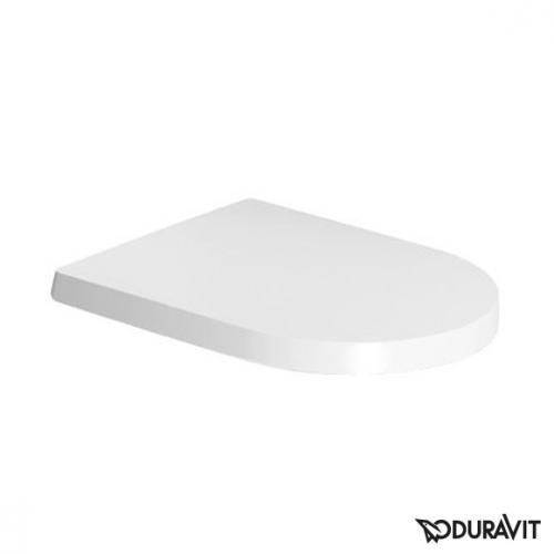 Duravit ME by Starck WC-Sitz mit Absenkautomatik soft-close