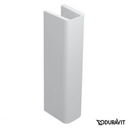 Duravit P3 Comforts Standsäule weiß mit WonderGliss
