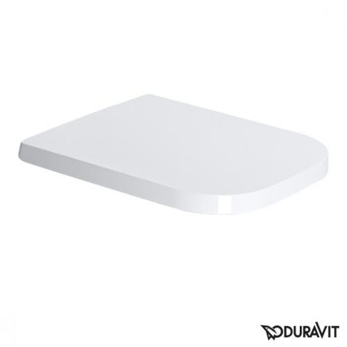 Duravit P3 Comforts WC-Sitz ohne Absenkautomatik soft-close