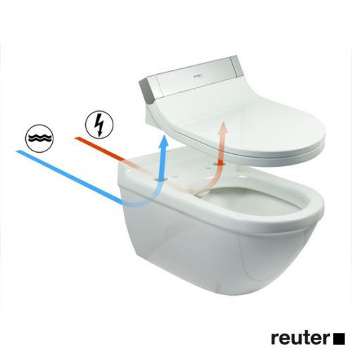 Duravit SensoWash® Durastyle e by Starck Dusch WC-Sitz