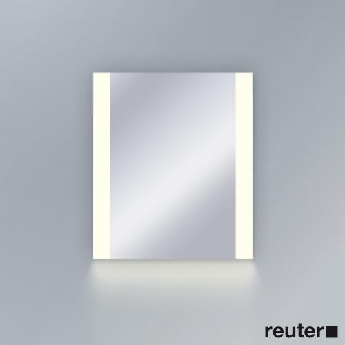 Duravit Spiegel mit LED Randlichtfeld seitlich Best-Version
