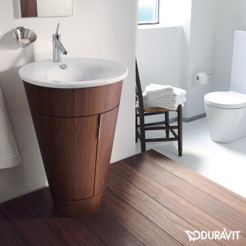 Duravit Starck 1 Möbel-Waschtisch weiß