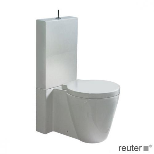duravit starck 1 stand tiefsp l wc f r kombination wei 0233090064 reuter. Black Bedroom Furniture Sets. Home Design Ideas