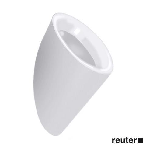 Duravit Starck 1 / Starck 2 Urinal weiß Ausführung ohne Deckel