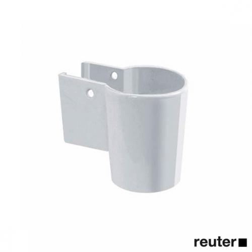 Duravit Starck 2 Halbsäule für Handwaschbecken weiß