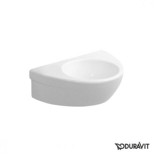 Duravit Starck 2 Handwaschbecken weiß, ohne Hahnloch