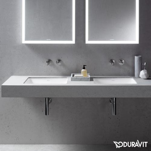 Duravit Starck 3 Unterbauwaschtisch weiß