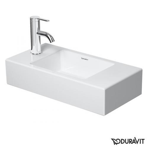 Duravit Vero Air Handwaschbecken weiß, mit Hahnloch links