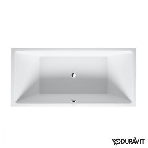 Duravit Vero Air Rechteck-Badewanne, Einbauversion