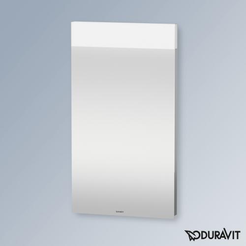 Duravit Vero Air Spiegel mit LED-Beleuchtung ohne Spiegelheizung