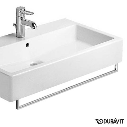 duravit vero handtuchhalter f r waschtische 80 cm 0030381000 reuter. Black Bedroom Furniture Sets. Home Design Ideas