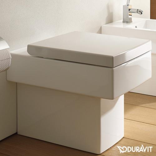 Duravit Vero Stand-Tiefspül-WC weiß