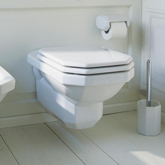 Duravit 1930 Wand-Tiefspül-WC weiß, mit WonderGliss