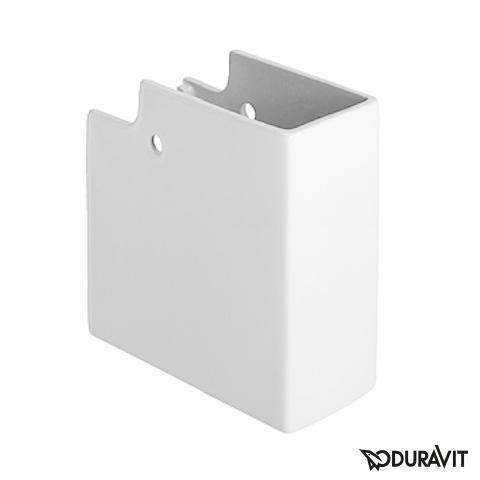 Duravit 2nd Floor Halbsäule weiß
