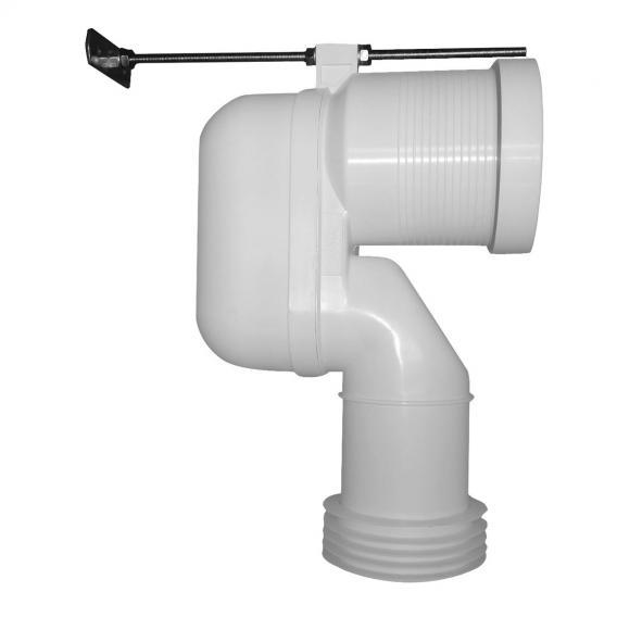 Duravit Anschlussbogen von 200 bis 240 mm