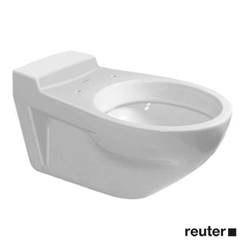 Duravit Architec Wand-Tiefspül-WC,verlängerte Ausführung weiß, mit WonderGliss