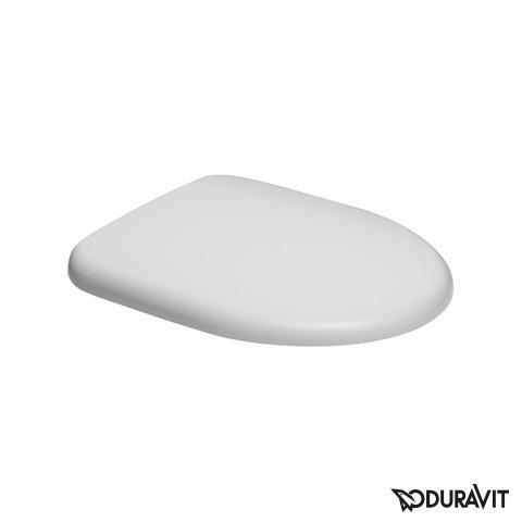 Duravit Architec WC-Sitz weiß ohne Absenkautomatik soft-close