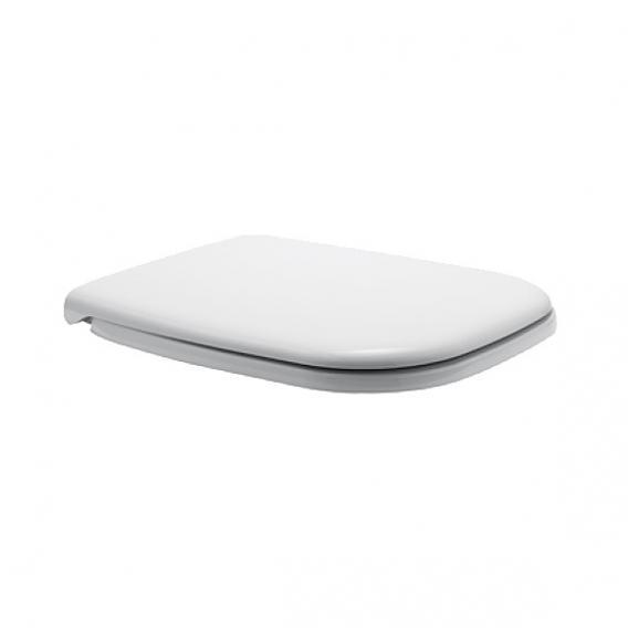 Duravit D-Code WC-Sitz weiß, mit Absenkautomatik soft-close