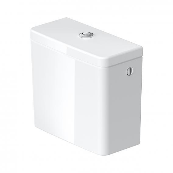 Duravit D-Neo Aufsatz-Spülkasten Anschluss oben rechts/links, weiß