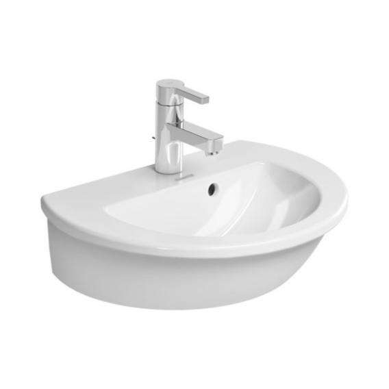 Duravit Darling New Handwaschbecken weiß, mit 1 Hahnloch